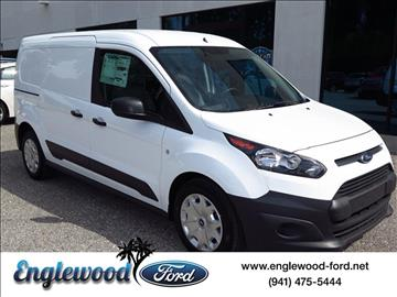 2017 Ford Transit Connect Cargo for sale in Englewood, FL
