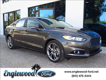 2016 Ford Fusion for sale in Englewood FL