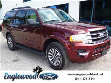 2017 Ford Expedition for sale in Englewood, FL