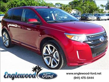 2013 Ford Edge for sale in Englewood, FL