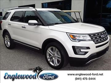 2017 Ford Explorer for sale in Englewood, FL
