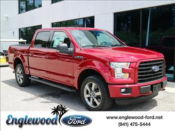 2016 Ford F-150 for sale in Englewood FL