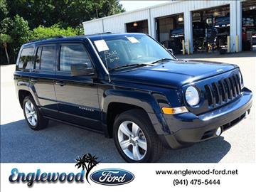 2014 Jeep Patriot for sale in Englewood, FL