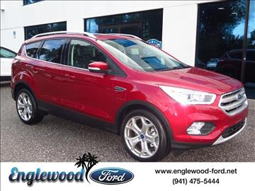 2017 Ford Escape for sale in Englewood, FL