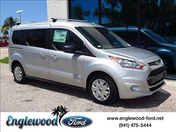 2017 Ford Transit Connect Wagon for sale in Englewood FL