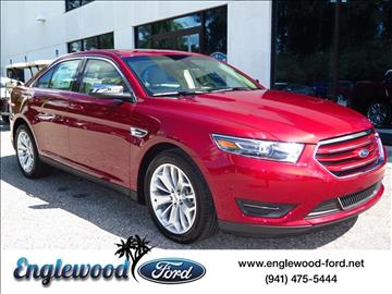 2016 Ford Taurus for sale in Englewood, FL
