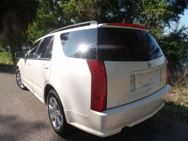 2008 Cadillac SRX V6 4dr SUV - Fort Myers FL