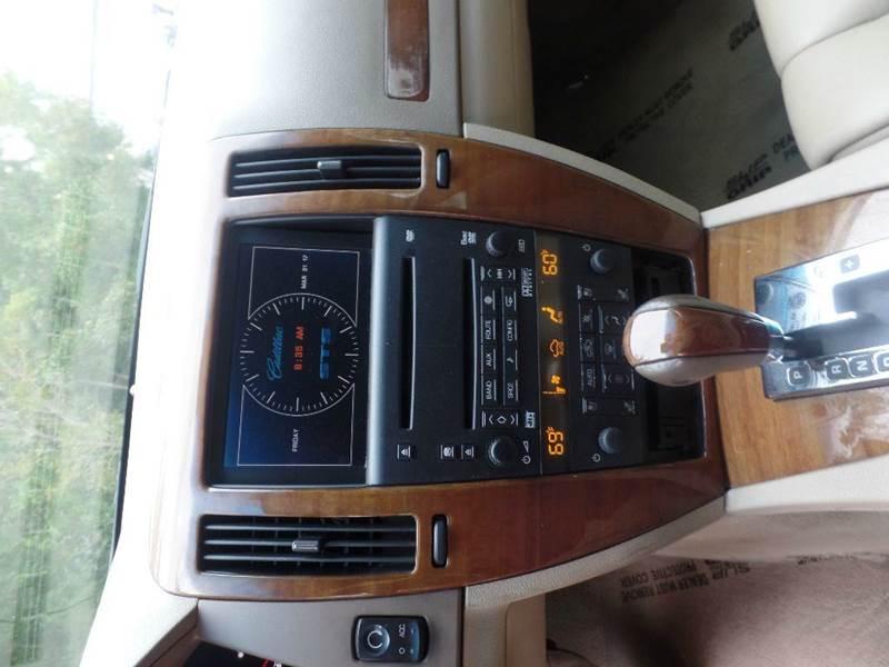 2005 Cadillac STS AWD 4.6 4dr Sedan - Fort Myers FL
