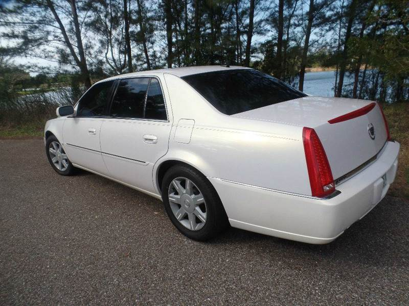 2006 Cadillac DTS Luxury II 4dr Sedan - Fort Myers FL