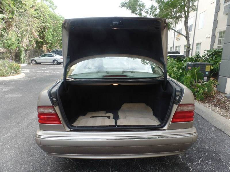 2001 Mercedes-Benz E-Class E 320 4dr Sedan - Fort Myers FL