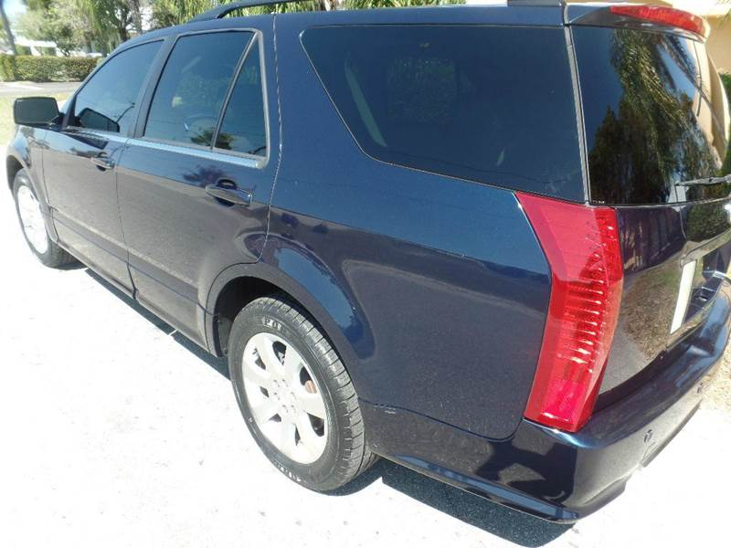 2007 Cadillac SRX AWD V6 4dr SUV ( 3.6 6cyl 5A ) - Fort Myers FL