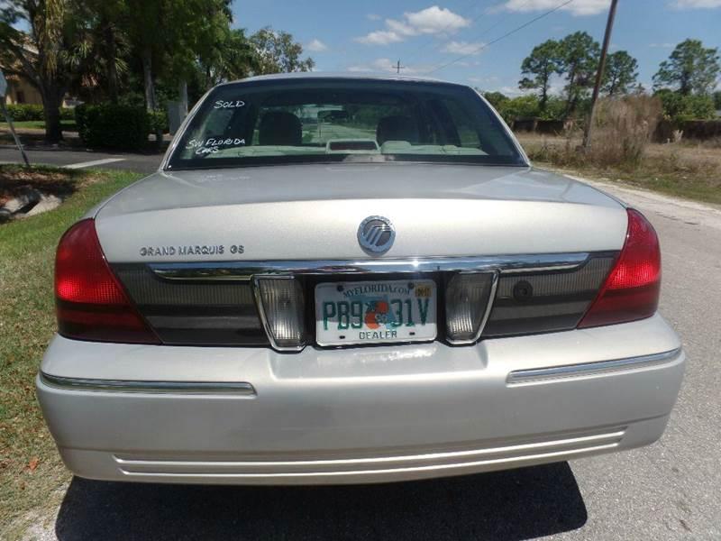 2008 Mercury Grand Marquis GS 4dr Sedan - Fort Myers FL