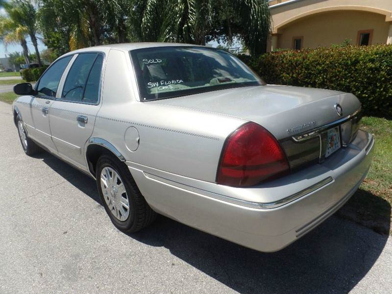 2008 Mercury Grand Marquis GS 4dr Sedan - Fort Myers FL