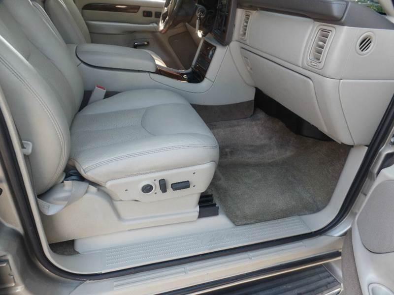 2003 Cadillac Escalade AWD 4dr SUV - Fort Myers FL
