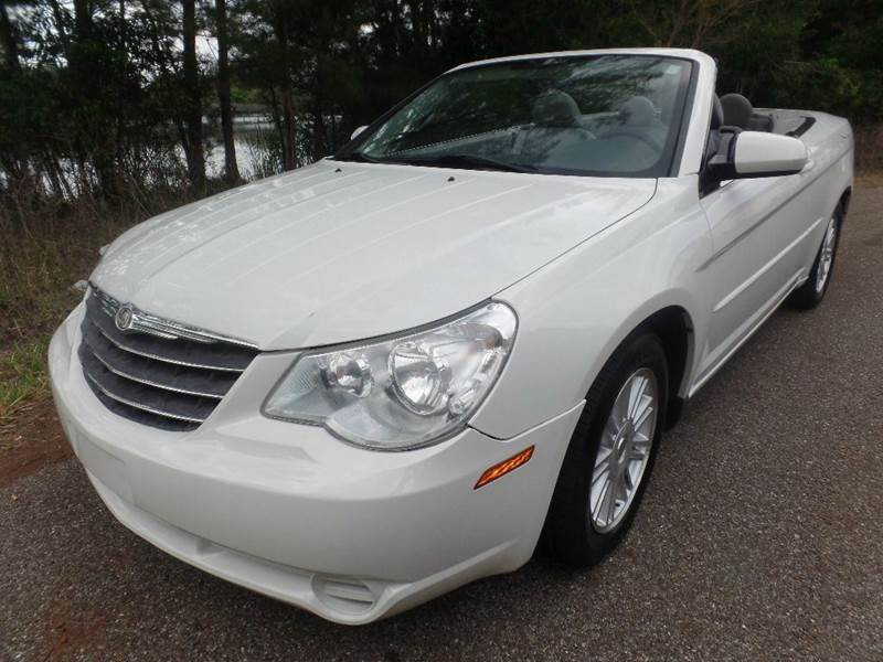 2008 Chrysler Sebring Touring 2dr Convertible - Fort Myers FL