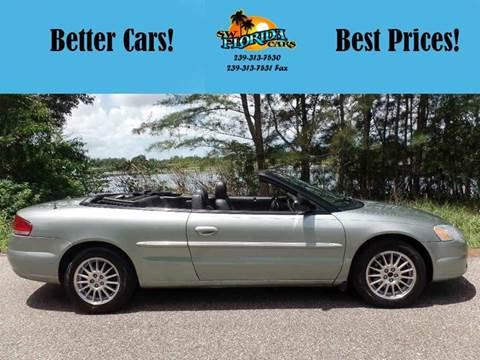 2005 Chrysler Sebring for sale in Fort Myers, FL