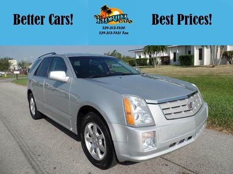 2009 Cadillac SRX for sale in Fort Myers, FL