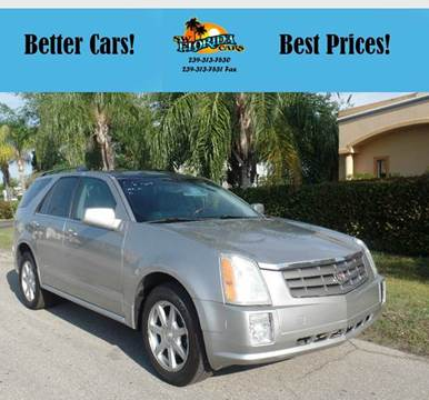 2005 Cadillac SRX for sale in Fort Myers, FL