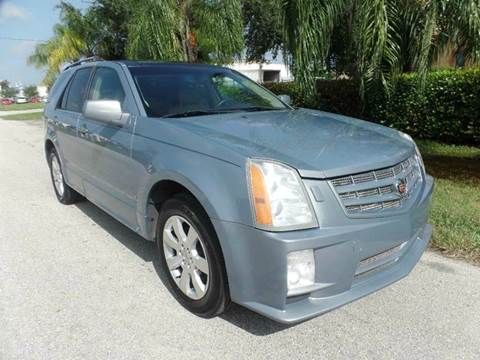 2007 cadillac srx for sale in swiftwater pa. Black Bedroom Furniture Sets. Home Design Ideas