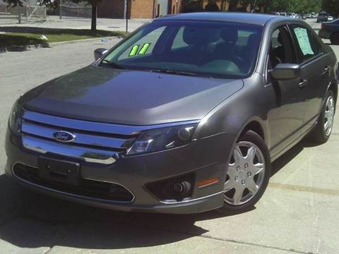 2011 Ford Fusion for sale in Chicago, IL