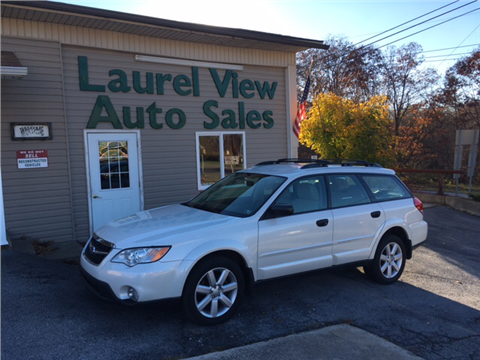 2009 Subaru Outback for sale in Stoystown, PA