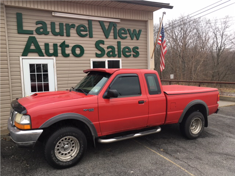 Stoystown Auto Sales >> 1999 Ford Ranger For Sale - Carsforsale.com