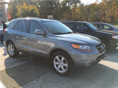 2007 Hyundai Santa Fe for sale in Stoystown, PA