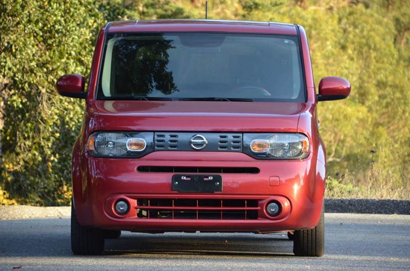 2010 Nissan Cube 18 S Krom Edition 4dr Wagon In Belmont Ca Brand