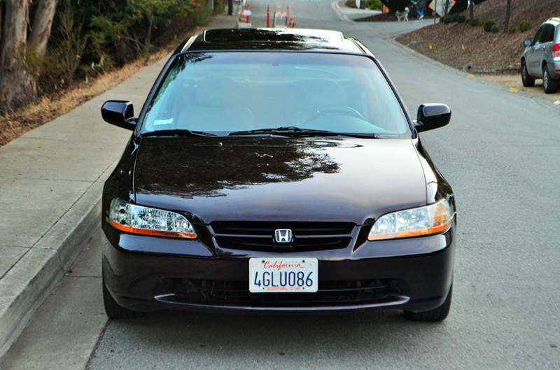 1999 Honda Accord EX V6 4dr Sedan   Belmont CA