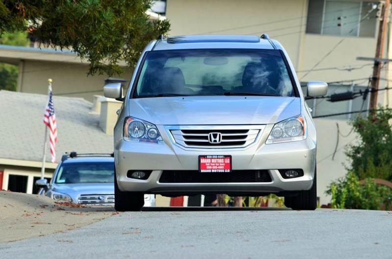 2008 Honda Odyssey Touring 4dr Mini Van   Belmont CA