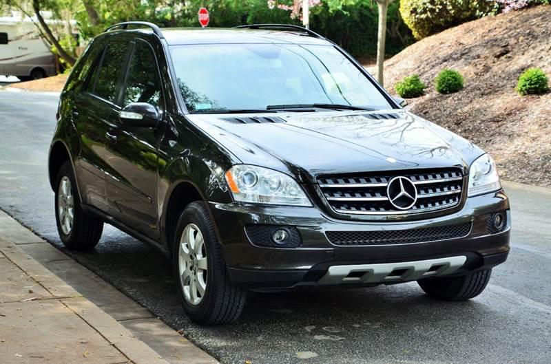 2007 mercedes benz m class ml 350 awd 4matic 4dr suv in for Mercedes benz belmont