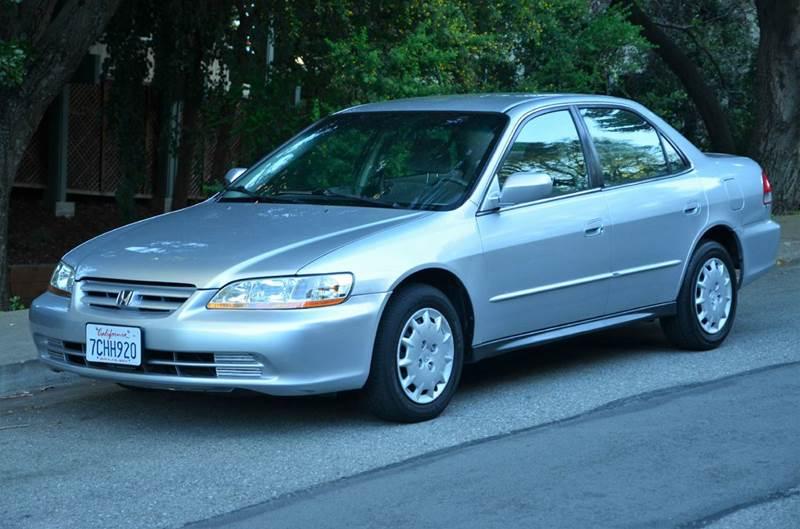 2001 Honda Accord LX 4dr Sedan   Belmont CA