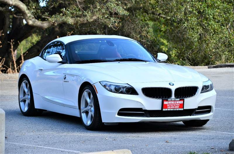2011 Bmw Z4 sDrive30i 2dr Convertible In Belmont CA - BRAND MOTORS LLC