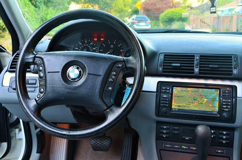 Bmw Series Xi AWD Dr Sedan In Belmont CA BRAND MOTORS LLC - Bmw 325xi awd
