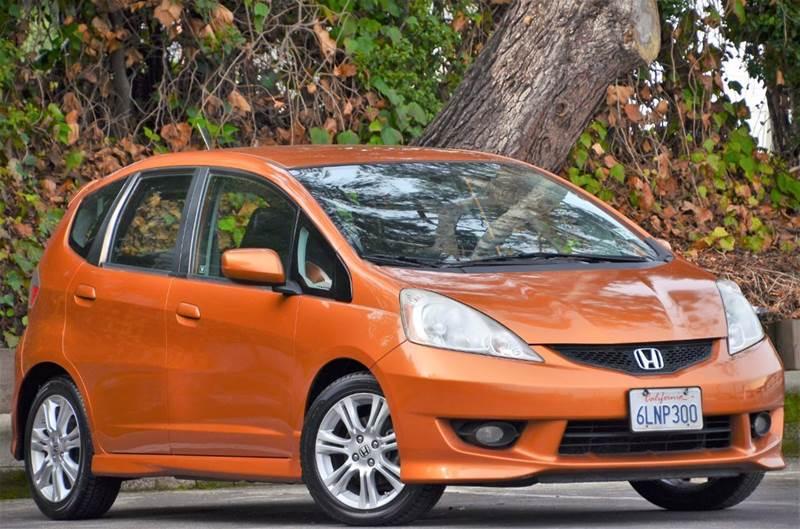 2010 Honda Fit Sport 4dr Hatchback 5A   Belmont CA