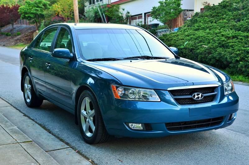 2006 Hyundai Sonata GLS V6 4dr Sedan   Belmont CA