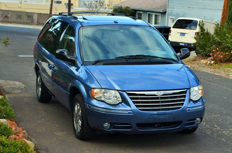 2007 chrysler town and country limited 4dr extended mini van in. Cars Review. Best American Auto & Cars Review