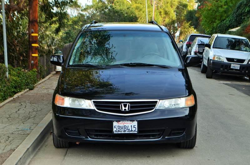 2003 Honda Odyssey EX L 4dr Mini Van W/Leather   Belmont CA