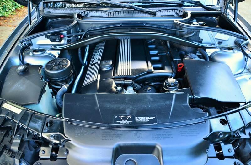 2004 bmw x3 2.5i engine