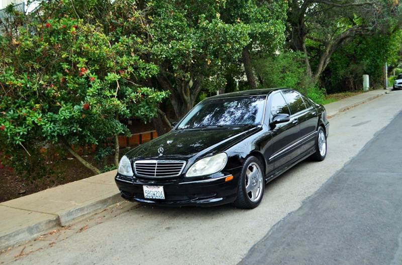 2001 mercedes benz s class s430 4dr sedan in belmont ca for Mercedes benz belmont