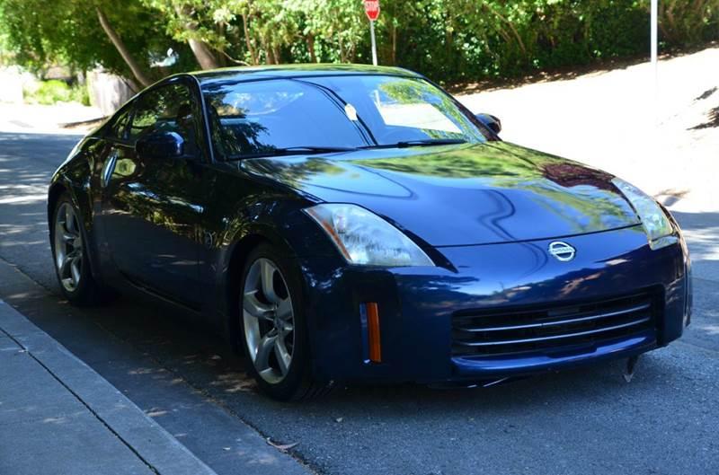 2007 Nissan 350Z Base 2dr Coupe In Belmont CA - BRAND MOTORS LLC