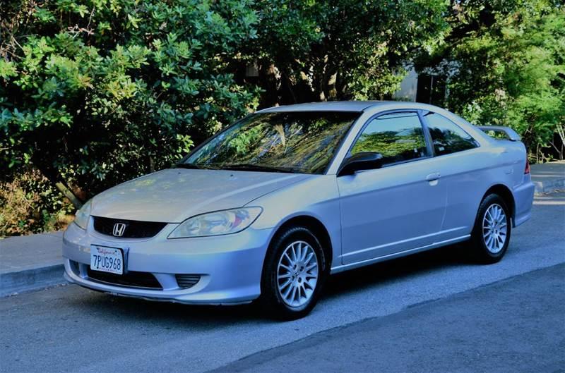 2005 Honda Civic LX 2dr Coupe   Belmont CA