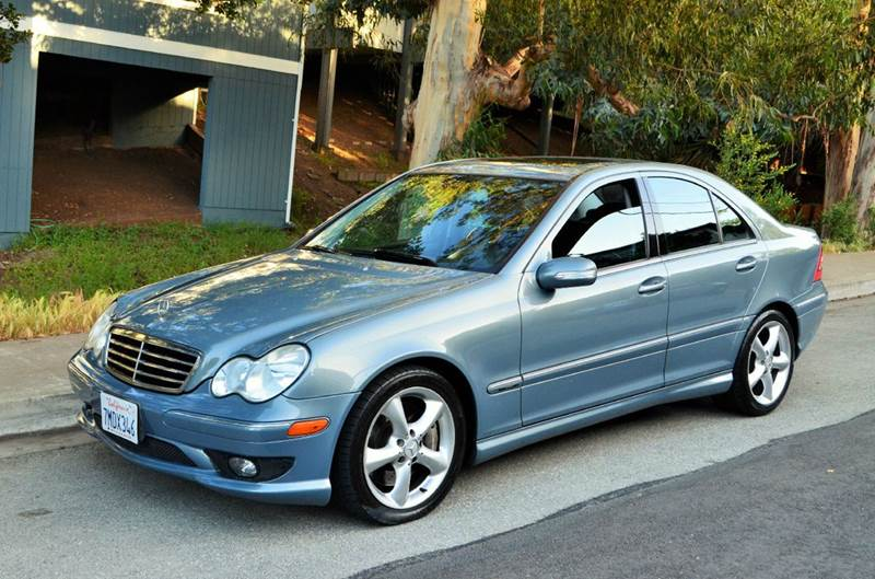 2006 mercedes benz c class c230 sport 4dr sedan in belmont ca brand motors llc. Black Bedroom Furniture Sets. Home Design Ideas