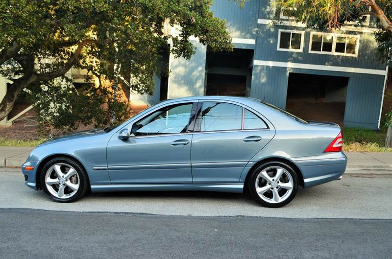 2006 mercedes benz c class c230 sport 4dr sedan in belmont for Mercedes benz 2006 c230 sport