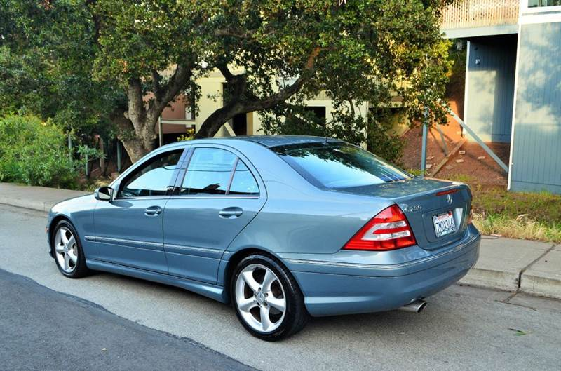 2006 mercedes benz c class c230 sport 4dr sedan in belmont for Mercedes benz belmont