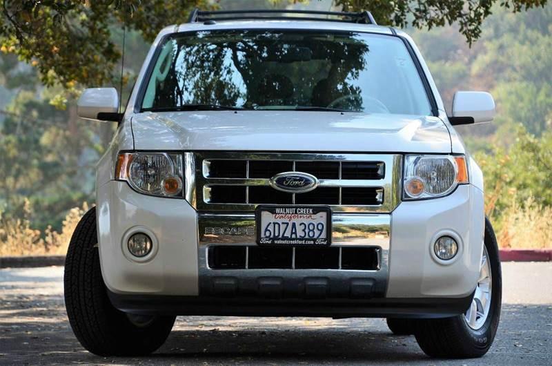 2009 ford escape hybrid limited awd