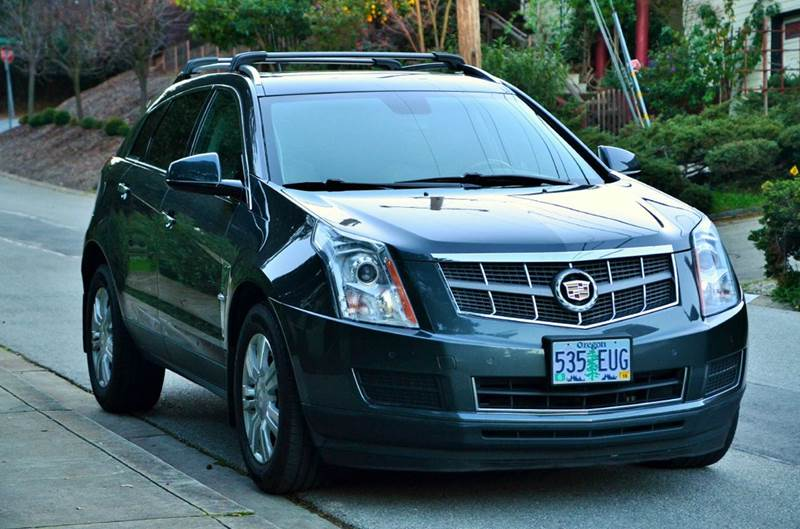 2010 Cadillac Srx Luxury Collection AWD 4dr SUV In Belmont CA ...
