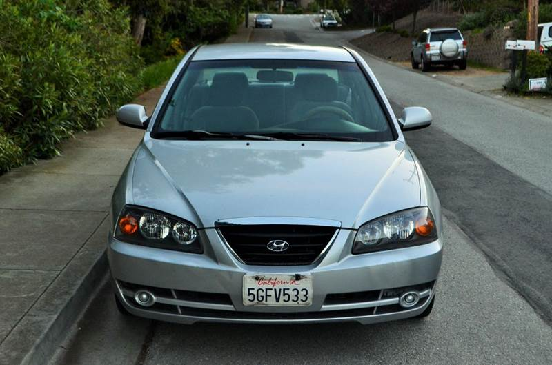 2004 hyundai elantra gls 4dr sedan in belmont ca brand. Black Bedroom Furniture Sets. Home Design Ideas