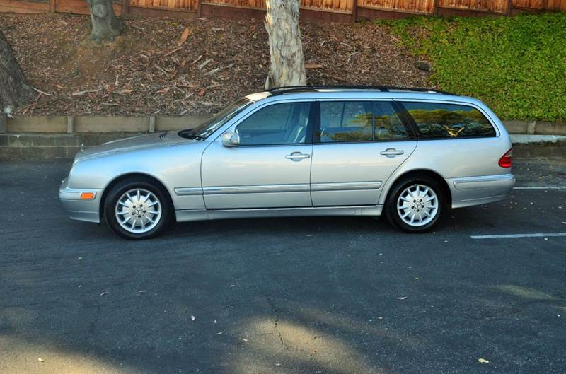 2002 mercedes benz e class e320 4dr wagon in belmont ca for Mercedes benz belmont