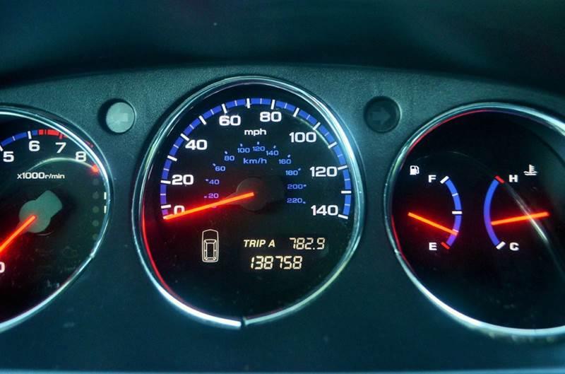 2005 Acura Mdx Dashboard Warning Lights ...